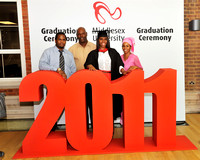 Siobhan's Graduation - Middlesex University